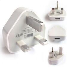Proxinova 3 Pin UK Travel Plug Adapter Charger Wall Socket USB Port for Phones