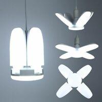 Led Ampoule E27 Pliable Ventilateur Lame Ampoules Pendentif Led Lumières 220v