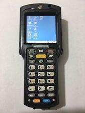 Motorola Symbol MC3090-Ku 0 PPAG 00WR PDA Computadora 1D escáner de código de barras CE 5.0 (R41)