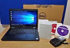 Dell Latitude E5470Core i7 6820HQ 6th Gen @2.70Ghz 8GB DDR4 500GB HDD Win10 Pro