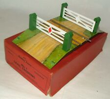 Hornby Trains 0 Gauge  No1 Level crossing - Boxed