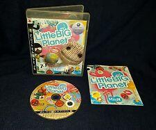 LittleBigPlanet (Sony Playstation 3 PS3, 2008) (UK PAL Version)