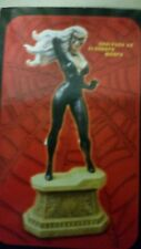 Black Cat Statue 32/5000 New in Box Signed COA