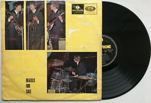 THE BEATLES Beatles For Sale OZ PARLOPHONE PMCO 1240 MONO VG+/Good+