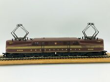 HO Scale Red Powered Pennsylvania Car #4828 - Preowned *Untested*