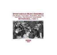 Withdrawal 1966-1967 - Spontaneous Music Ensemble CD 6ZVG The Fast Free Shipping