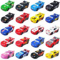 Disney Pixar Cars No.95 Lightning McQueen Toy Car 1:55 Loose New In Stock