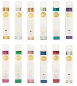 Heidi Swapp Minc Reactive hot Foil 15.9cm x 1.5M  chose from 12 colours hotfoil