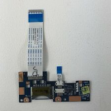 Toshiba Satellite C50-B-153 Touchpad Buttons Mouse SD Card Reader PCB Board