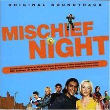 Mischief Night - Soundtrack OST (CD 2006) New