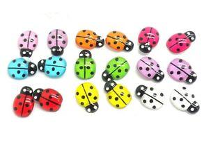 Girls Ladybug Earrings