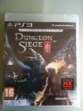 Dungeon Siege III - 3 PS3 Limited Edition  SIGILLATO EDIZONE ITALIANA