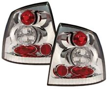 VAUXHALL ASTRA G MK4 HATCHBACK CHROME LEXUS STYLE DESIGN REAR BACK TAIL LIGHTS