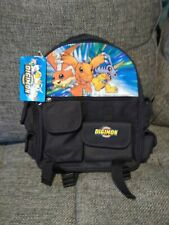 NEW WITH TAGS SMALL DIGIMON BACKPACK