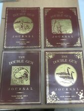 Double Gun Journal 2002 Volume 13 Complete Set Issues 1 2 3 4 Nice