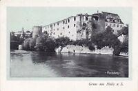 uralte AK, Halle an der Saale Moritzburg 1907