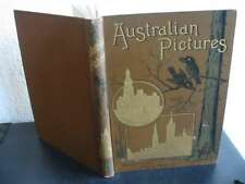 No-455 - Australian Pictures-DRAWN With Pen and Pencil-Willoughby-ILLUSTRE - 1886
