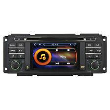 Radio DVD GPS Satnav Stereo For  Jeep Grand Cherokee Dodge Ram Chrysler Sebring