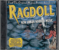 Ragdoll Film Soundtrack CD NEW Urban Horror Music FASTPOST