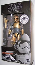 """Star Wars 6"""" Black Series COMMANDER PYRE Galaxy's Edge Exclusive New Sealed"""
