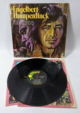 Engelbert Humperdinck In Time Vinyl LP Record