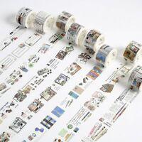 Stationery Washi Tape Vintage Decoration Adhesives Cute Scrapbooking DIY Labels