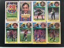 LOTE DE 19 CROMOS + 1 REPRODUCCION DEL FC BARCELONA ESTE 93-94, DIFERENTES,LEER.