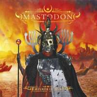 Mastodon - Emperor Of Sand NEW CD