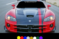 "Dodge Viper SRT 10 36"" Windshield Banner Front Window Sticker Decal"