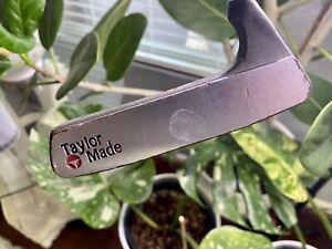 "Vintage Taylormade HB.2 Putter RH Steel Shaft Patent Pending 35"" All original"
