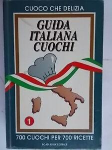 Guida italiana cuochi Cuoco delizia Bertolin noè isaia ricette cucina ristoranti