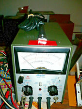 Hickok 1605m Solid State Vtvm With Hp Rf Probe