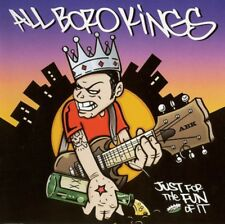 ALL BORO KINGS - Just For The Fun Of It - CD - Neu OVP - Mucky Pup Dog Eat Dog