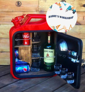Jerry Can Mini Bar | Canister Mini Bar | Jerry Can | Man's Gift (1.3)