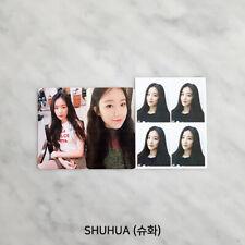 (G)I-DLE 1st mini album 'I AM' Official Photocard Member SET - SHUHUA