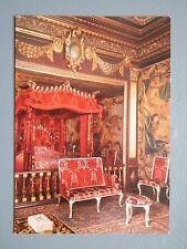 R&L Postcard: Powis Castle State Bedroom, National Trust, Antique Furniture