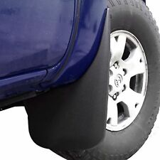 Toyota Tacoma Mud Flaps 2005-2015 Mud Guards Splash Guards Molded 2 Piece Front