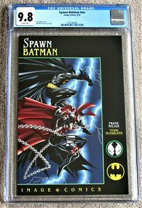 Spawn-Batman #nn CGC 9.8 - Todd Mcfarlane & Frank Miller