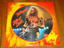 TED NUGENT STATE OF SHOCK PICTURE DISC LP