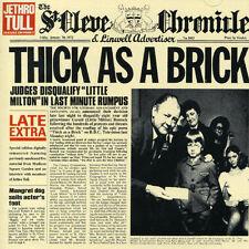 Thick As A Brick - Jethro Tull (1999, CD NUEVO)