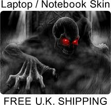 """Demonio con ojos rojos Pegatina de vinilo Laptop de Piel 15.4"""""""