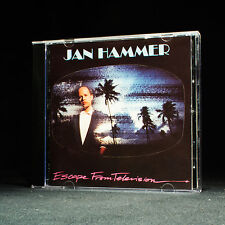 Jan Hammer - Escape From Television - music cd album
