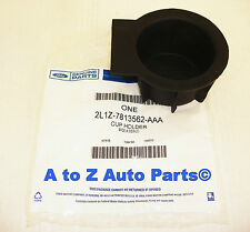 NEW 2004-2008 Ford F-150, 2003-2006 Expedition Rubber Cup Holder INSERT, OEM