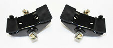 New! 1965-1973 Ford Mustang Hi-po Boss Spring Seat Saddles Coil Perches By Drake