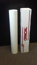 """Oracal 751 1 Roll 24""""x10yd(30ft) White High Performance Cast Sign Vinyl"""
