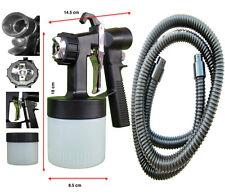 NEW HVLP Spray Tan Tanning Gun OZ DESIGN STAINLESS STEEL PARTS 550/600 Watt UNIT