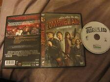 Bienvenue à Zombieland de Ruben Fleischer avec Woody Harrelson, DVD, Horreur