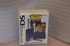 RARE Sears Canada Exclusive SEALED Cobalt Black Nintendo DS Lite Bundle Pack