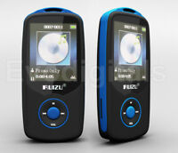NEW BLUE RUIZU 20GB BLUETOOTH SPORTS LOSSLESS MP3 MP4 PLAYER MUSIC VIDEO FM +