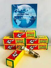 Bosch - Zündkerze - H6DCO - Super Spark - Plug Bougie - mit Kupferkern - 6 Stück